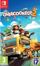 jaquette CD-rom Overcooked 2