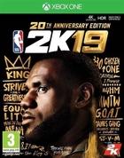 NBA 2K19 - 20ème Anniversaire