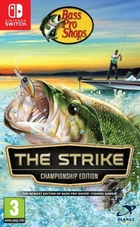 jaquette CD-rom Bass Pro Shops : The Strike - Championship Edition