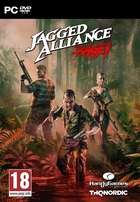 jaquette CD-rom Jagged Alliance : Rage !