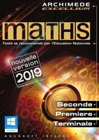 Archimède excellium - Maths 2019