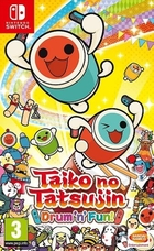 jaquette CD-rom Taiko No Tatsujin : Drum'n'Fun!