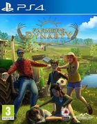 jaquette CD-rom Farmer's Dynasty