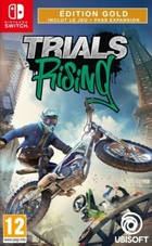 jaquette CD-rom Trials Rising - Edition Gold