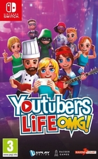 jaquette CD-rom Youtubers Life OMG !