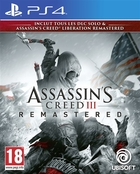 Assassin's Creed 3 + Assassin's Creed Liberation - Remastered