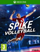 jaquette CD-rom Spike Volleyball