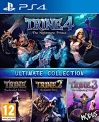 jaquette CD-rom Trine (1 à 4) - Ultimate Collection