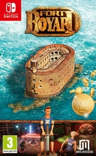 jaquette CD-rom Fort Boyard - Standard edition 2019