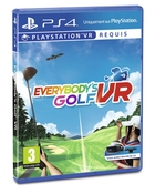 Everybody's Golf - Playstation VR requis