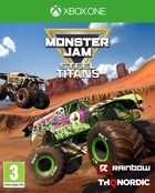 jaquette CD-rom Monster Jam : Steel Titans