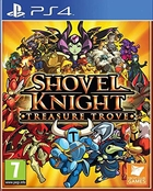 jaquette CD-rom Shovel Knight : Treasure Trove