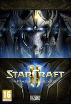 jaquette CD-rom Starcraft II : Legacy Of The Void