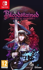 jaquette CD-rom Bloodstained : Ritual of the Night