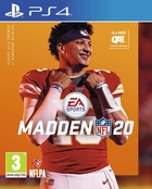 jaquette CD-rom Madden NFL 20