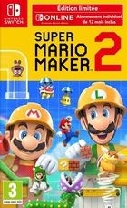 Super Mario Maker 2 - Edition limitée