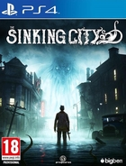 jaquette CD-rom The Sinking City
