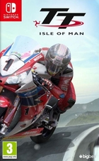 jaquette CD-rom TT Tourist Trophy : Isle of Man