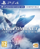 jaquette CD-rom Ace Combat 7 : Skies Unknown - Playstation VR Compatible