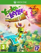 jaquette CD-rom Yooka-Laylee : The Impossible Lair
