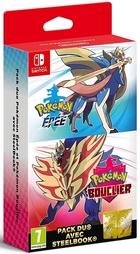 Pokémon épée + Pokémon bouclier