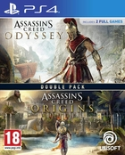 Assassin's Creed Origins + Assassin's Creed Odyssey