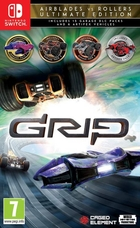 GRIP Combat Racing : Rollers vs AirBlades - Ultimate Edition