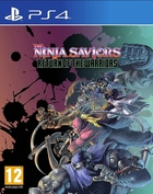 The Ninja Saviors : Return of the Warriors Ninja - Art edition
