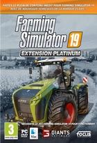 Farming simulator 2019 - Extension Platinium