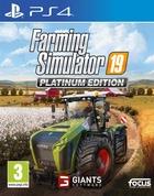 Farming simulator 2019 - Platinium Edition