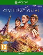 jaquette CD-rom Civilization VI