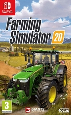 Farming simulator 2020 - Nintendo Switch Edition