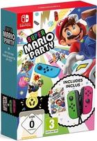 Super Mario Party + Joy-Con Vert-Rose (réédition)