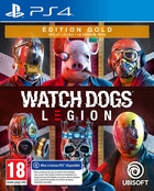 jaquette CD-rom Watch Dogs : Legion - Edition Gold