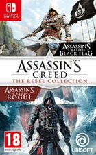 Assassin's Creed : The Rebel Collection (Assassin's Creed IV Black Flag + Assassin's Creed Rogue)