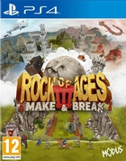 jaquette CD-rom Rock of Ages III : Make & Break