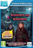 Mystery Trackers 14 : Brouillard sur Blackhill + Terreur à revendre 9 : Le Voyageur du Crépuscule