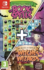 Secrets of Magic : The Book of Spells + Witches and Wizards