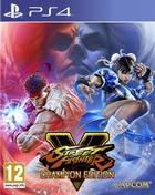 Ultra Street Fighter V - Champion Edition