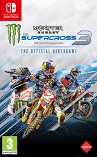 Monster Energy Supercross 3 : The Official Videogame