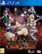 jaquette CD-rom Fairy Tail