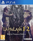 jaquette CD-rom La-Mulana 1 & 2 - Hidden Treasures Edition