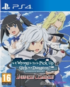 Is It Wrong to Try to Pick Up Girls in a Dungeon? - Infinite Combate