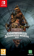 Oddworld Stranger's Wrath HD - Limited edition