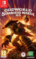 jaquette CD-rom Oddworld : Stranger's Wrath HD - Standard edition