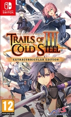 The Legend of Heroes : Trails of Cold Steel III - Extracurricular Edition