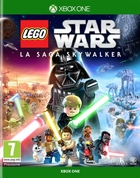 jaquette CD-rom LEGO Star Wars : la Saga Skywalker