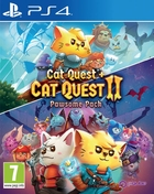 jaquette CD-rom Cat Quest + Cat Quest II - Pawsome Pack