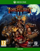 jaquette CD-rom Torchlight II (annulé)