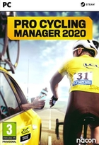 jaquette CD-rom Pro Cycling Manager 2020